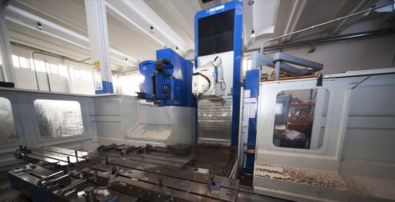 Avanzate tecnologie CAD - CAM e lavorazioni CNC